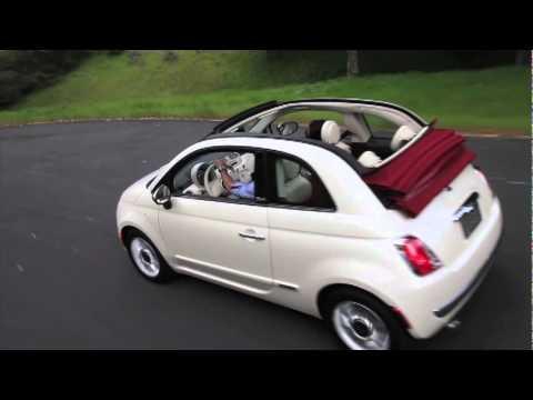 2012 Fiat 500 Cabrio Youtube