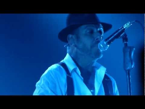 "HD Social Distortion ""Black Magic"" Roseland NYC 10/26/12"