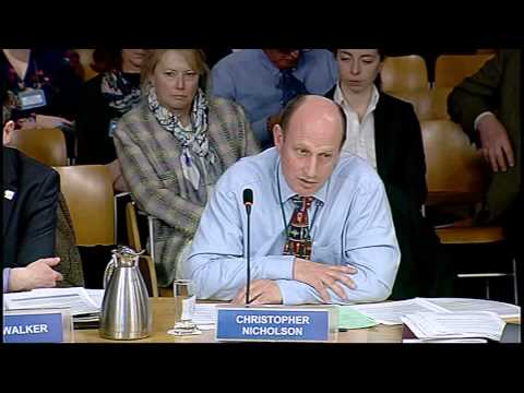 Rural Affairs, Climate Change and Environment Committee - Scottish Parliament: 25th March 2015