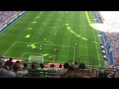 Real Madrid Match 02.10.2016 Santiago Bernabeo
