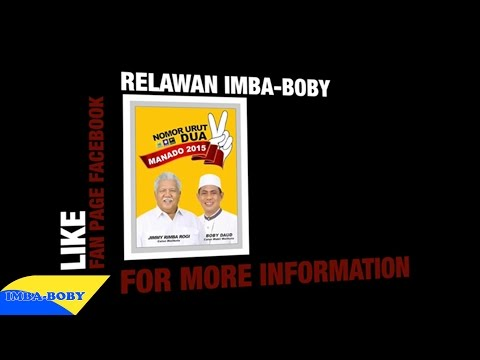 Kreepeek - Imba Bale For Manado (Official Video)