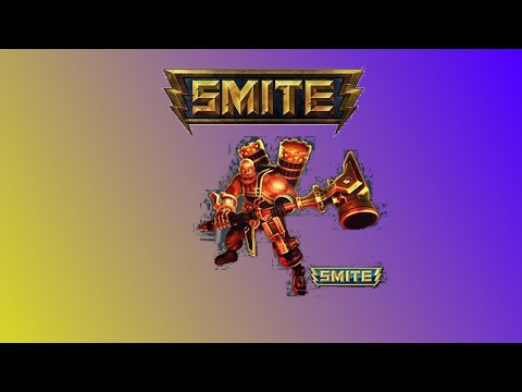 Smite Funny Moments 1 - Vulcan Arena (it was mine!, probably should'nt have said that)