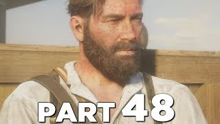 RED DEAD REDEMPTION 2 Walkthrough Gameplay Part 48 - THE CAPTAIN (RDR2)