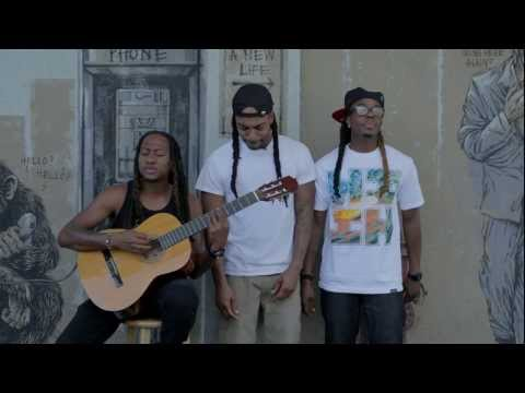 Rudeboy Reggae Acoustic Session: New Kingston - Life video