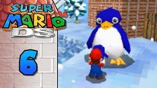 Super Mario 64 DS ITA [Parte 6 - Monte Refrigerio]