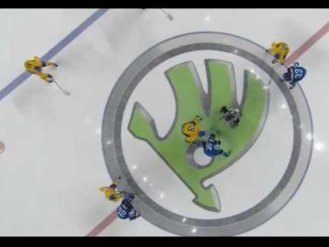 Швеция Vs Финляндия 2017 Хоккей Полуфинал Чемпионат Мира 1:1