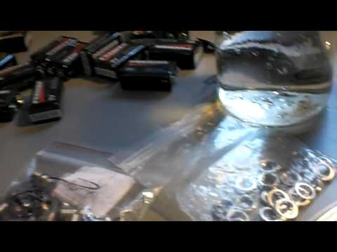 Colloidal Silver Generator  Make Your Own Machine?
