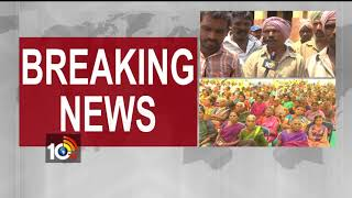 TDP Leaders used Municipal Workers for Puttaparthi Mini Mahanadu | Anantapur