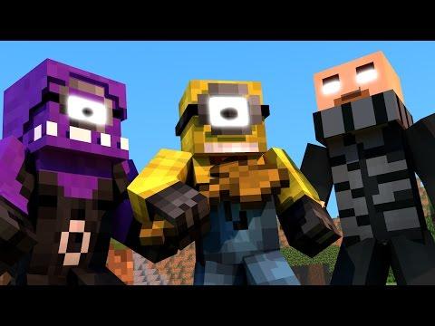 Minecraft Mods - MORPH HIDE AND SEEK - MINIONS MOD