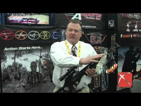 SA Sports Rebel Crossbow Review from 2013 ATA Show