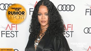 Rihanna Clears Up Shaggy's Album Audition Claim