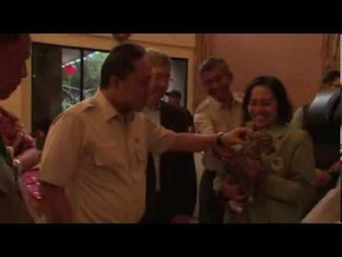 Menhut Konferensi Konservasi Macan Tutul