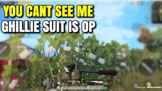 IMPOSSIBILE TO SEE ME - PUBG Mobile - AWM Suppressed