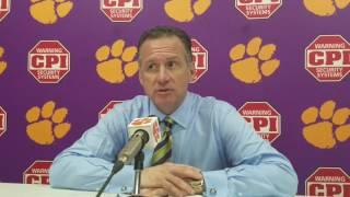 NC State head coach Mark Gottfried