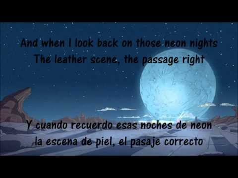 The Killers - Miss Atomic Bomb (with lyrics/con letra)