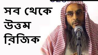 সব থেকে উত্তম রিজিক শায়েখ মতিউর রহমান মাদানী Bangla Waz New Short Video