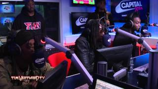 Westwood - Migos freestyle Capital Xtra