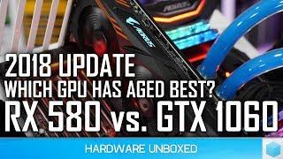 Radeon RX 580 8GB vs. GeForce GTX 1060 6GB, 27 Game Benchmark