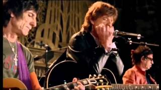 The Rolling Stones Acoustic Jam (Beacon Theatre, New York, 2006)