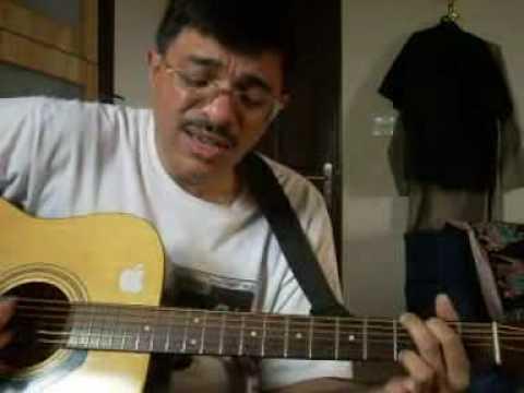 Alvida KK (cover) Hindi Song Guitar Chord Lesson by Suresh