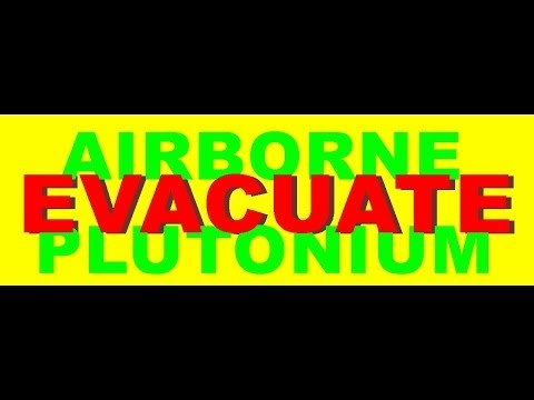 Prep To Evacuate!! USAF Base Orders 1200 Radiation Suits in Albuquerque, NM