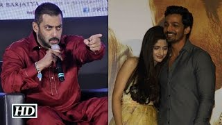 Sanam Teri Kasam Makers Used My Song: Salman Khan