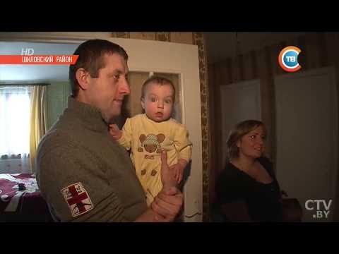 Как семья из Донбасса освоилась в белорусской деревне