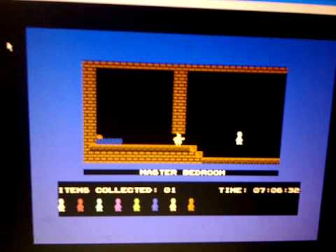 Why Jet Set Willy is impossible and can not be completed on the Commodore 64