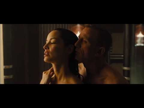 Skyfall - Bond and Severine Shower Scene HD