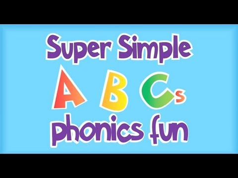 Super Simple ABCs Phonics Song: A - I Music Videos