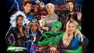Siêu Nhân Chuồn Chuồn   Superhero Movie 2019   Full HD -  Dragonfly Superman