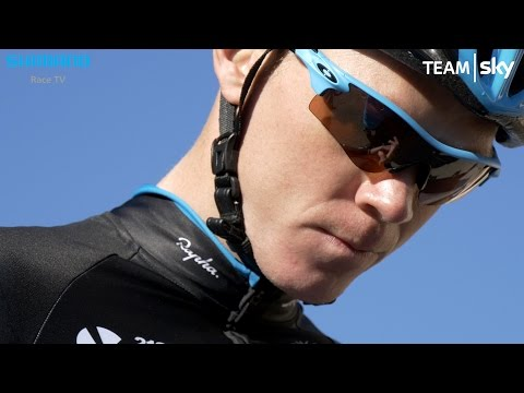 A preseason interview with Chris Froome