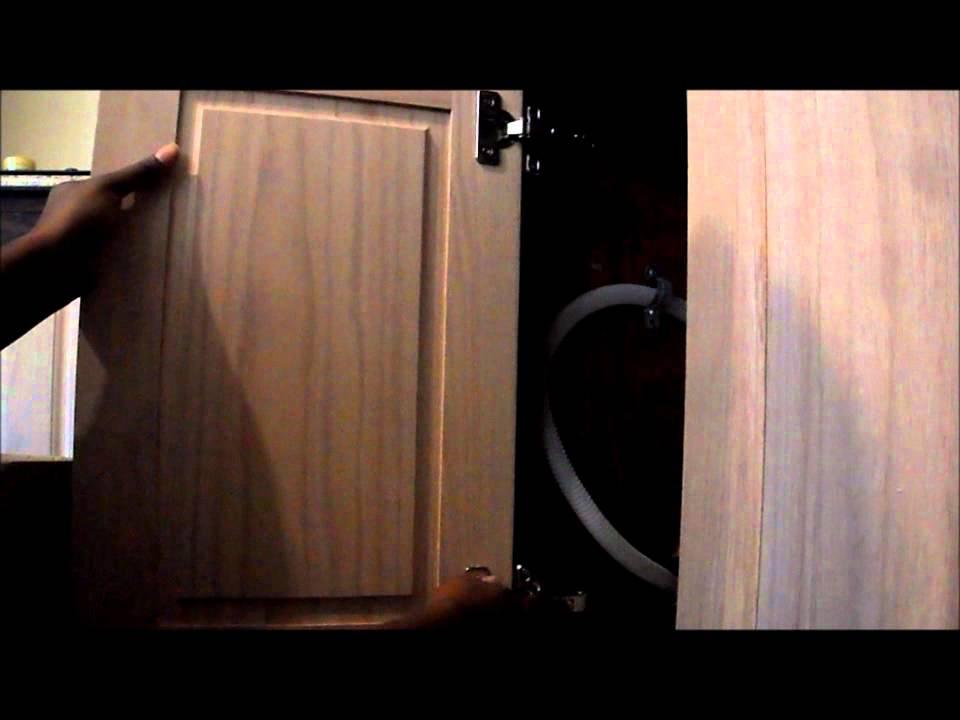 Do it yourself kitchen remodel ix cabinet door installation