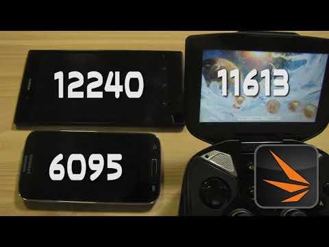 Nvidia Tegra 4 vs Samsung Exynos 5 Octa vs Snapdragon 800 - Benchmarks