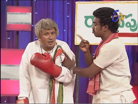 Jabardasth - జబర్దస్త్ – Rocket Raghava Performance on 23rd October 2014