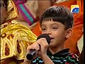 images Beautiful Naat On Geo Tv By A Girl Aamir Liaquat