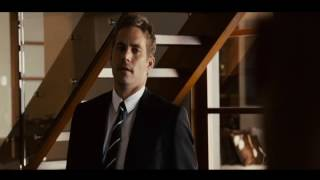 Paul Walker scene from the movie TAKERS