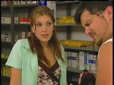 Ivette Cordovez en Central de Abasto