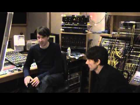 Suede Interview 2011 Part 1