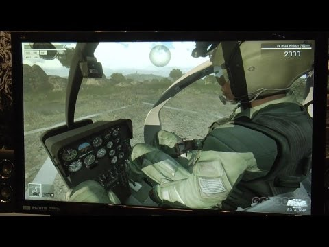 Arma 3 Demonstration