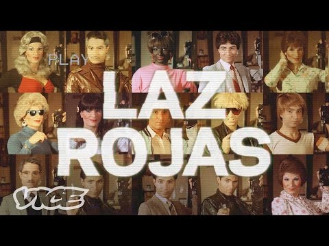 Laz Rojas: The Man With 100 Faces