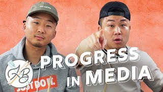Are Asians Breaking Into The Mainstream? ft. The Fung Bros. - Lunch Break!