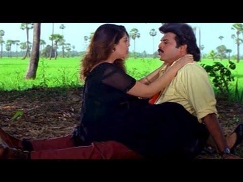 Venkatesh And Nagma Romantic Funny Scene... video
