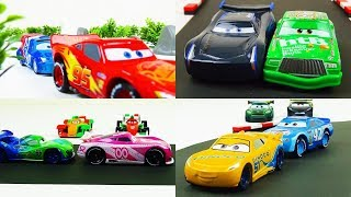 Disney Cars Toys Tomica Special Race Compilation Vol.2 | Stop Motion | Video for Kids