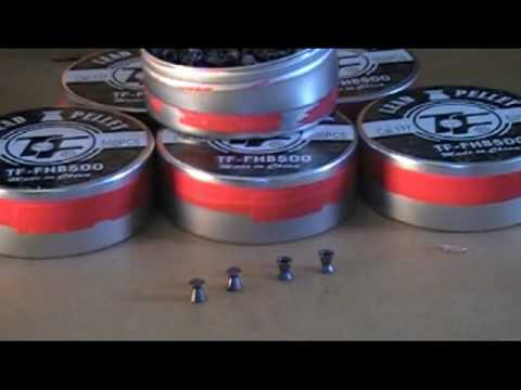 Tech Force .177 Caliber Pellets by The