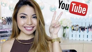 Pano MagSTART ng YOUTUBE Career + TIPS - Michelle Dy