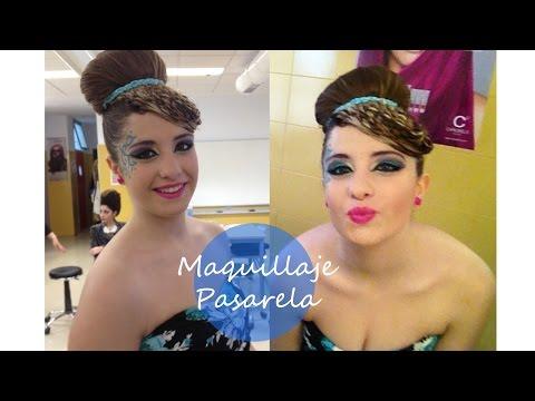 Maquillaje Pasarela (Marzo 2015)