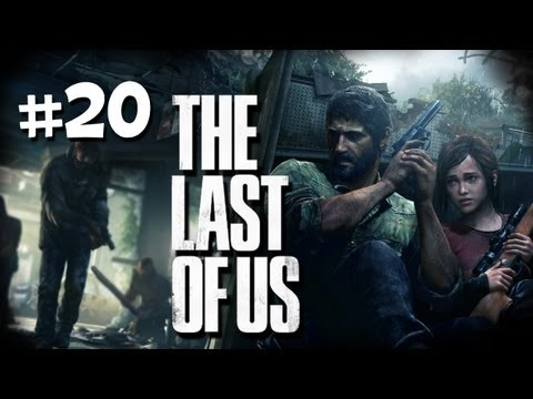 The Last of Us Gameplay Walkthrough Part 20 - Hydro Power Plant - PS3 Gameplay