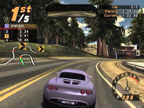 Gameplay - Need For Speed Hot Pursuit 2 [PS2]