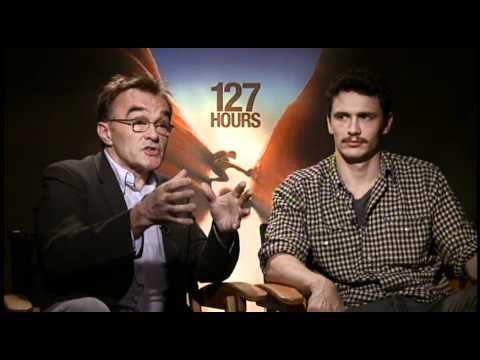 James Franco and Danny Boyle Discuss 127 Hours